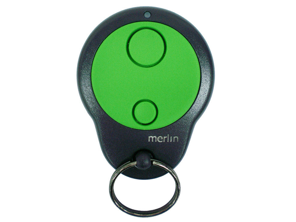 Two Button Keyring Remote Control