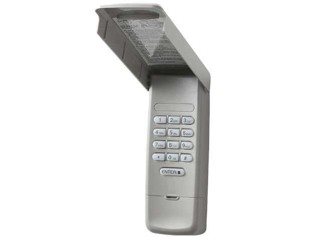 Wireless Keypad for Garage Door Openers (Security+)