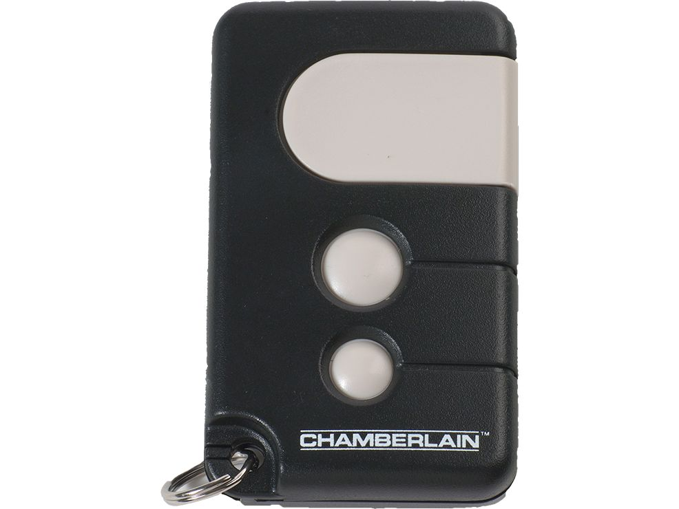 Three Button Key Ring Garage Door Remote