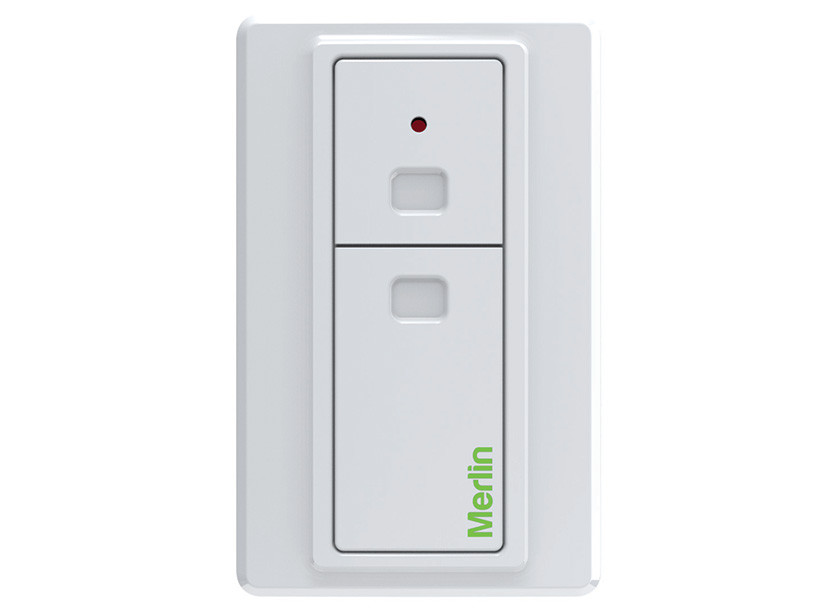 Two Button Wireless Wall Button (Security+ 2.0)