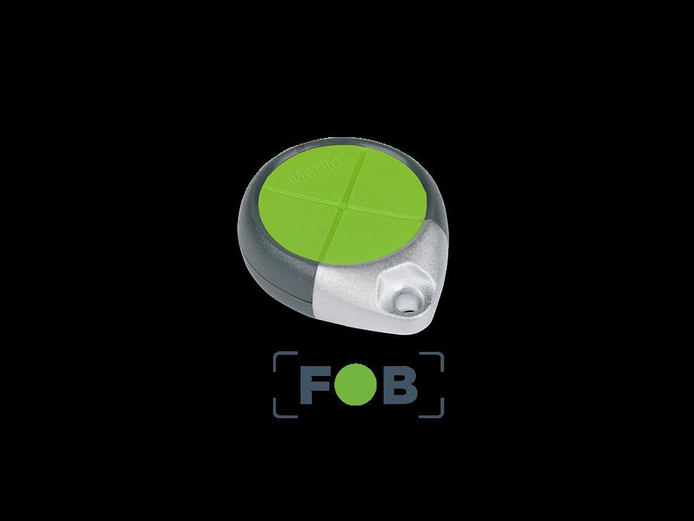 Four Button Remote Control (Security+ 2.0 & Security+)