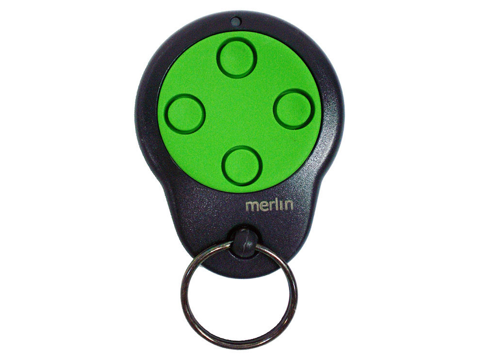 Four Button Keyring Remote Control