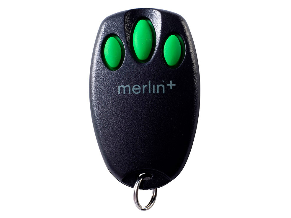 Three Button Mini Remote Control – Security+ (C945)