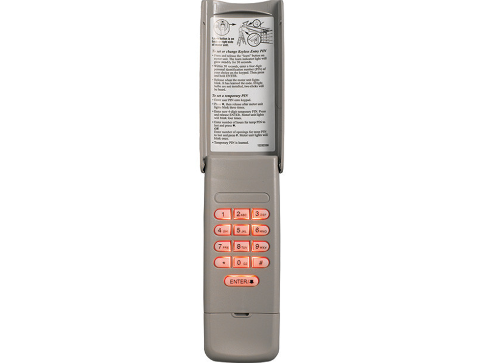 Wireless Security Keypad (Security+)