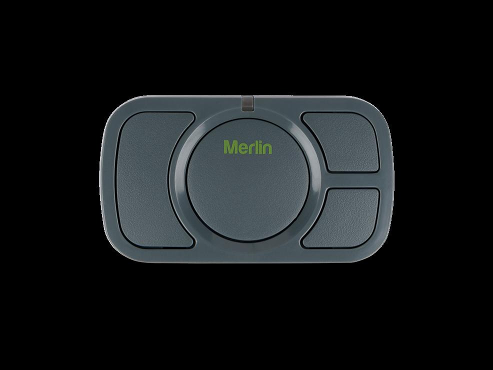 Four Button Car Visor Remote Control (Security+ 2.0 & Security+)